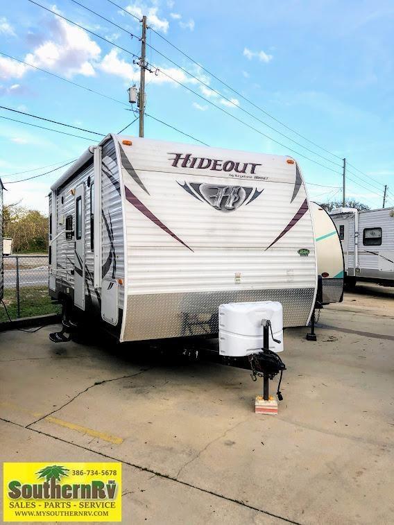 2013 Keystone Hideout 20RD Travel Trailer RV