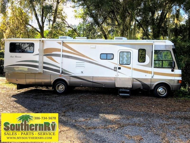 2006 National RV SEA BREEZE 1341 Class A RV