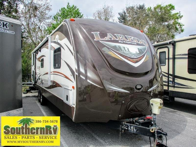 2013 Keystone RV Laredo 296RL Travel Trailer RV