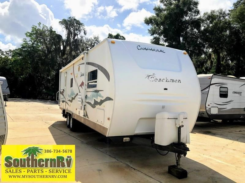 2005 Coachmen CHAPARRAL 271RBS Travel Trailer RV