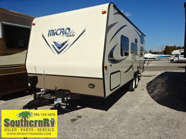 2017 Forest River Flagstaff Micro Lite 23LB Travel Trailer RV