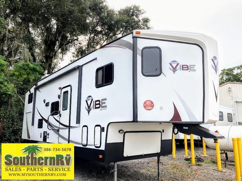 2014 V-cross VIBE 827VBH5 Fifth Wheel Campers RV