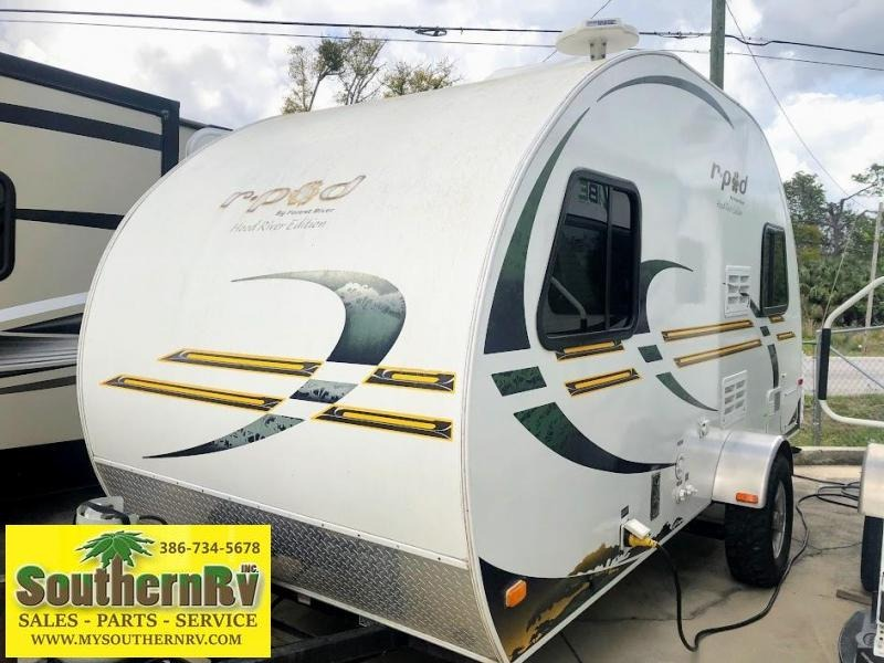 2011 !!SOLD!! Forest River R-Pod 171 Travel Trailer RV