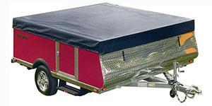 2014 Livin' Lite Quicksilver 8.0 Popup Camper RV