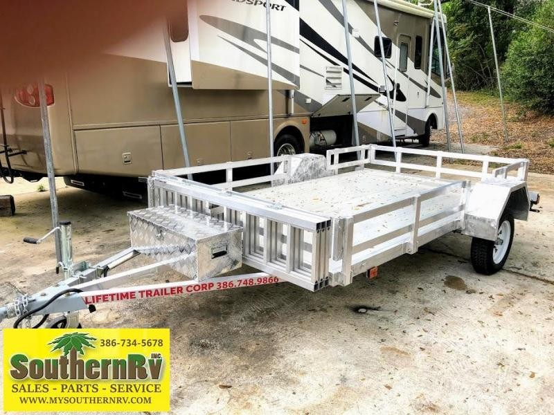 2020 Lifetime Trailers Toy Hauler Utility Trailer