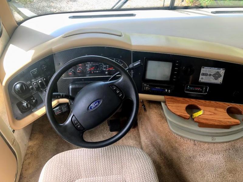 2004 Tiffin Motorhomes Allegro Open Road 28DA Ford Class A RV