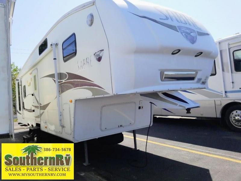 2008 !!!PENDING SALE!!!  Palomino Sabre 31REDS Fifth Wheel Campers RV