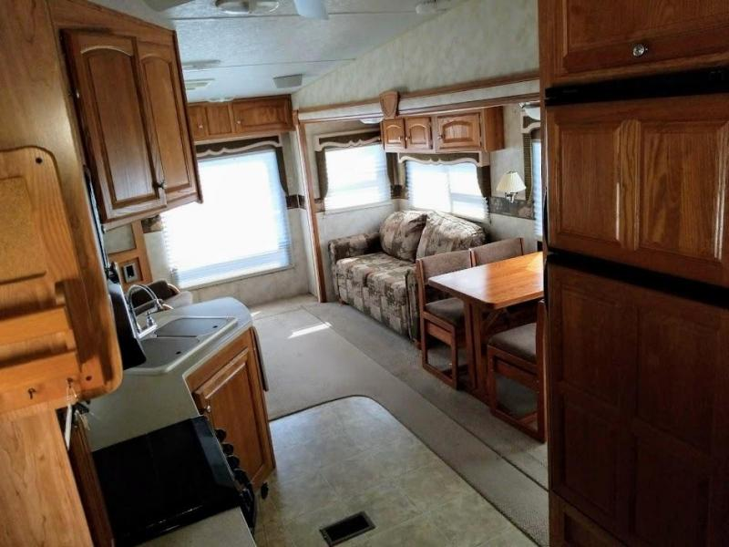 2008 Palomino Sabre 31REDS Fifth Wheel Campers RV
