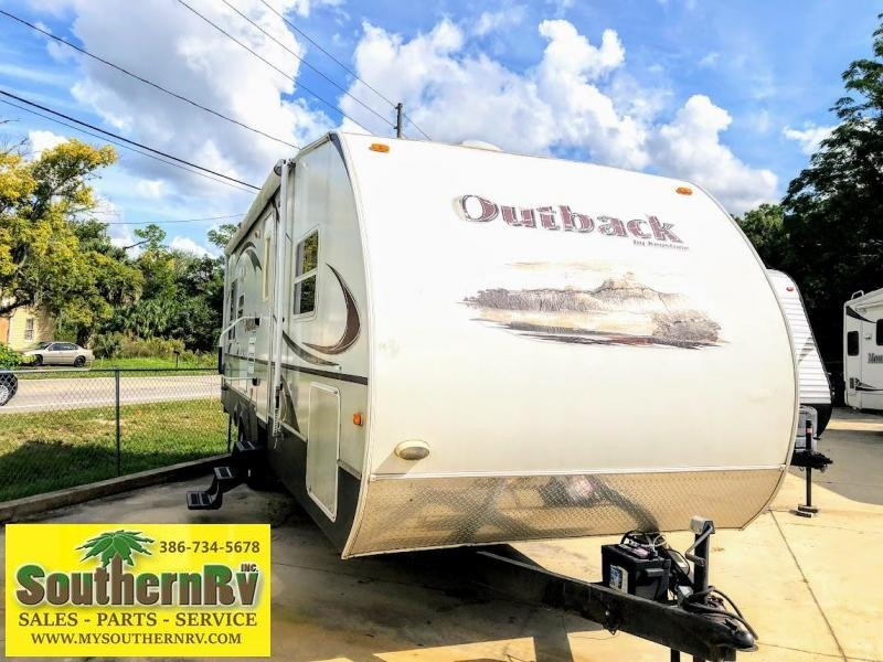 2008 Keystone RV Outback Sydney Series 29 RLS Travel Trailer RV