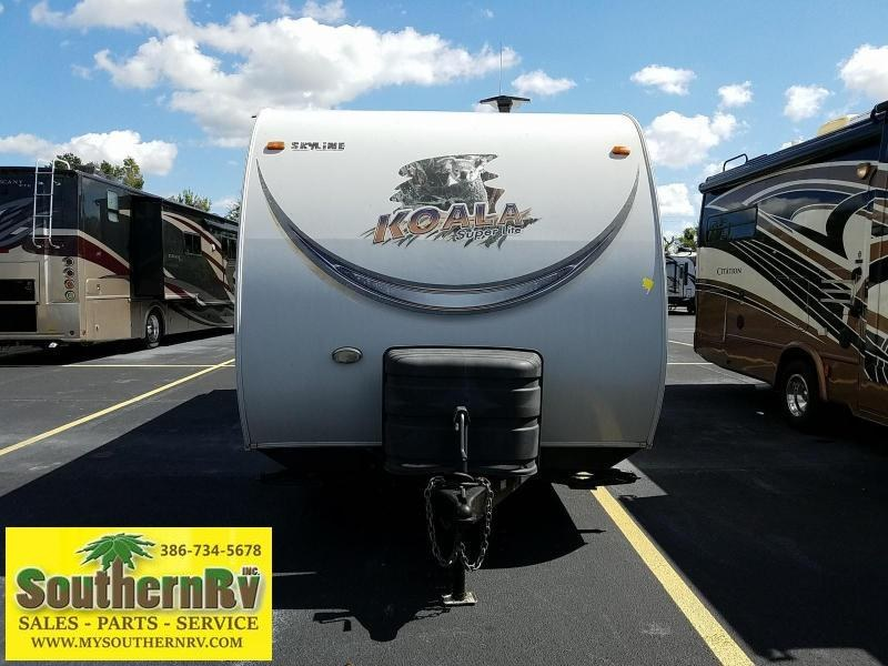 2012 Skyline KOALA 21CS Travel Trailer RV