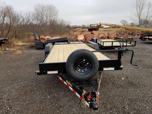Big Tex 14ET 20' Equipment Trailer