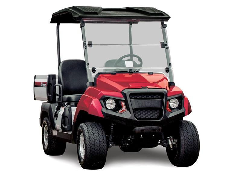 2020 Yamaha UMAX TWO GAS/ EFI UTILITY CART