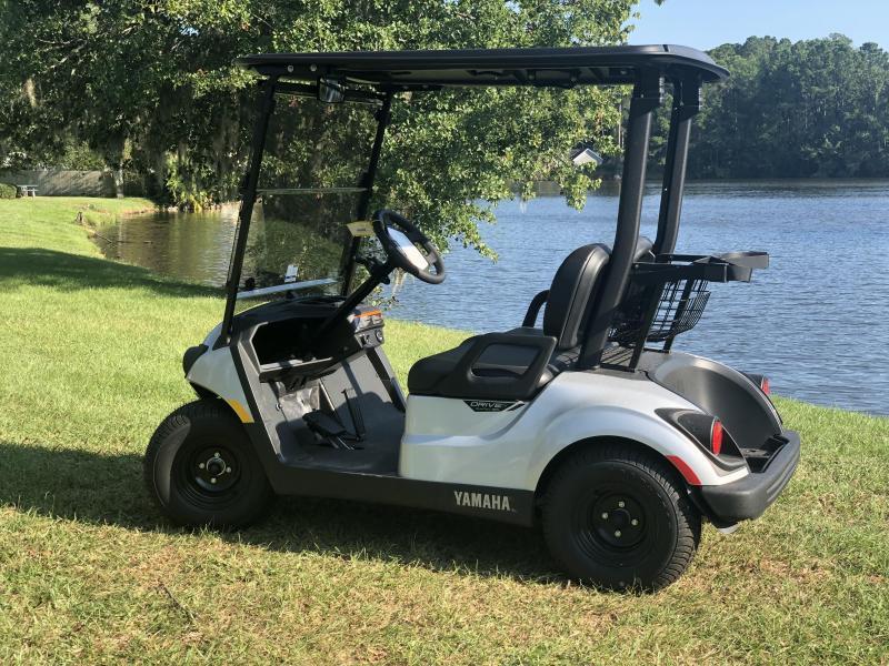 2020 Yamaha Drive2 Sport Gas Golf Cart