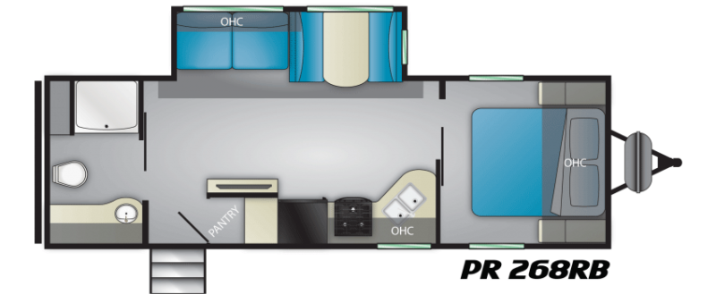 2020 Prowler Travel Trailer