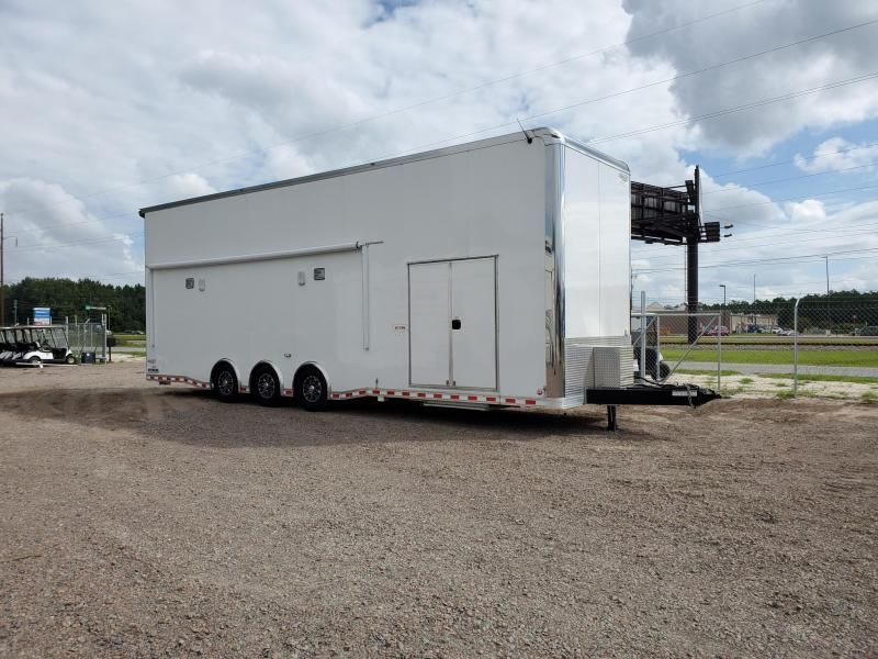 2019 Bravo 32' Stacker Trailer