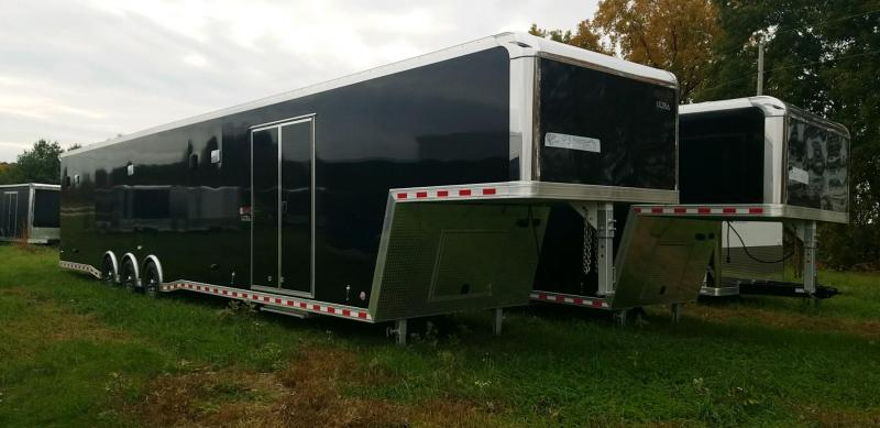 2020 Bravo 48' Icon Gooseneck Trailer
