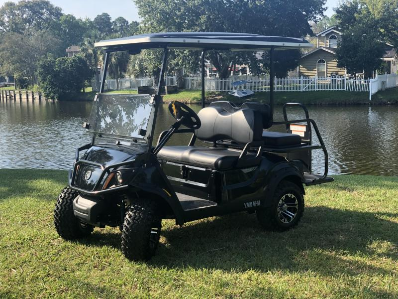 2020 Yamaha Drive 2 Adventurer Sport Gas Golf Cart