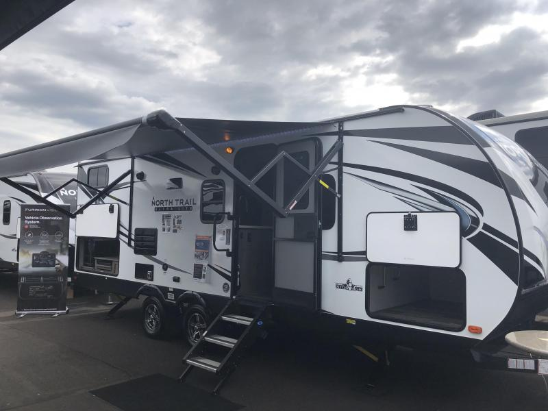 2020 North Trail 33RETS Travel Trailer