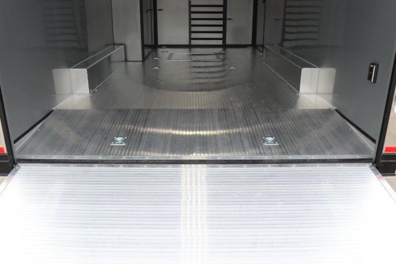 2018 inTech 20' Aluminum Tag Trailer