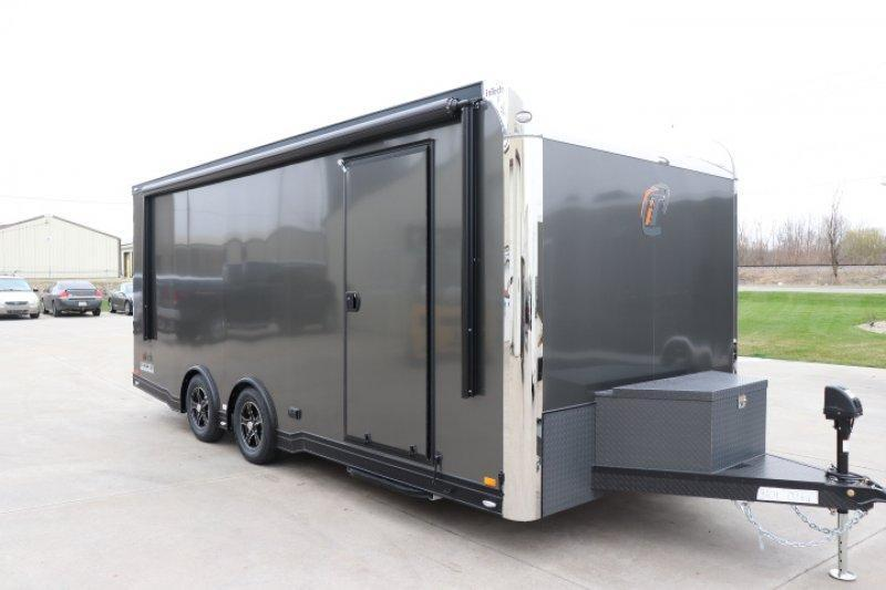2018 inTech 20' Aluminum Tag Trailer