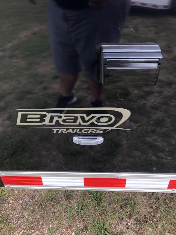 2019 Bravo STP 28' Tag Trailer