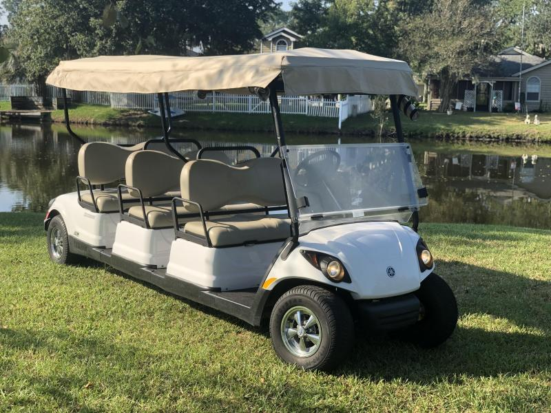 2016 Yamaha Drive G29 Electric Golf Cart