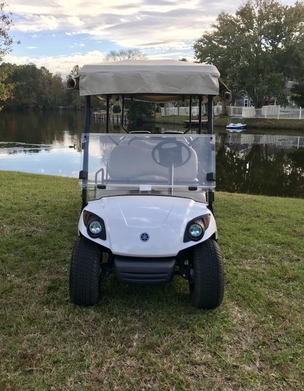 2016 Yamaha Drive G29 Electric Golf Cart