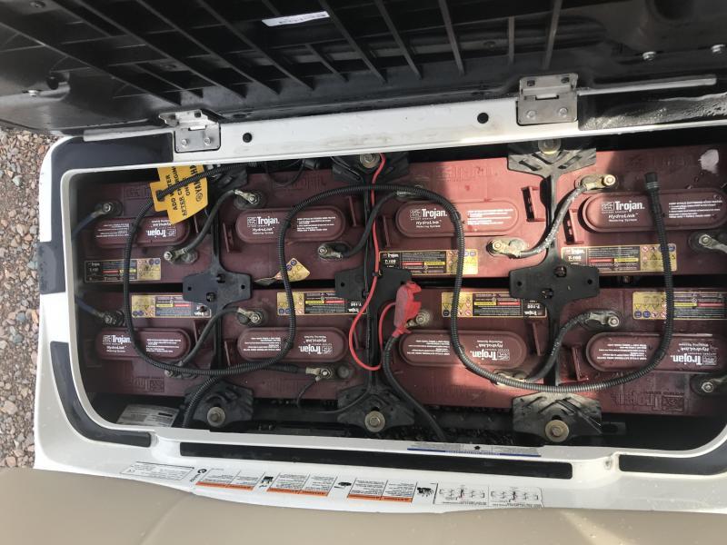 2016 Yamaha Drive Electric A/C 6 Passenger