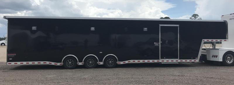 2020 Bravo 44' Icon Gooseneck Trailer