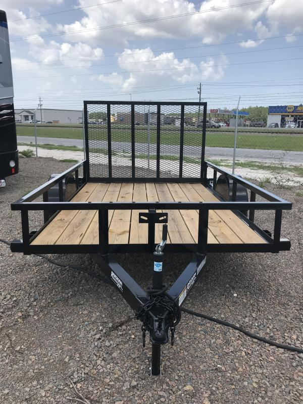 2019 Anderson LS6x10 Open Utility Trailer