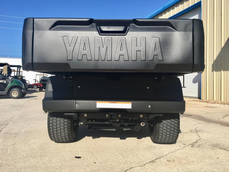 2019 Yamaha UMax One Gas Golf Cart