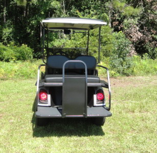 2020 Yamaha Drive2 +2 Sport Gas Golf Cart