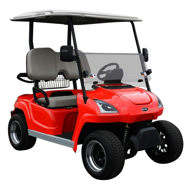 2020 Star Electric Vehicles Sirius 2 Passenger Electric Golf Cart