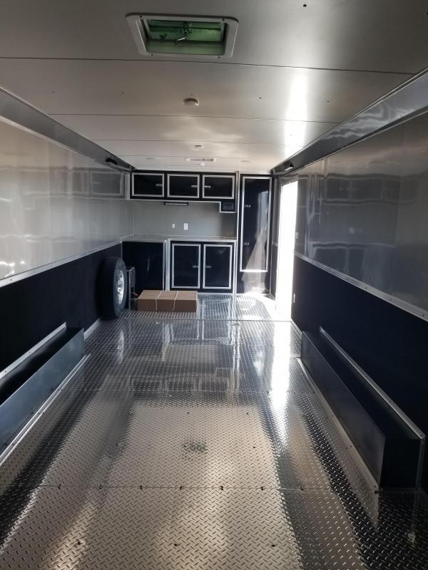 2020 Cargo Mate Eliminator 28' Trailer