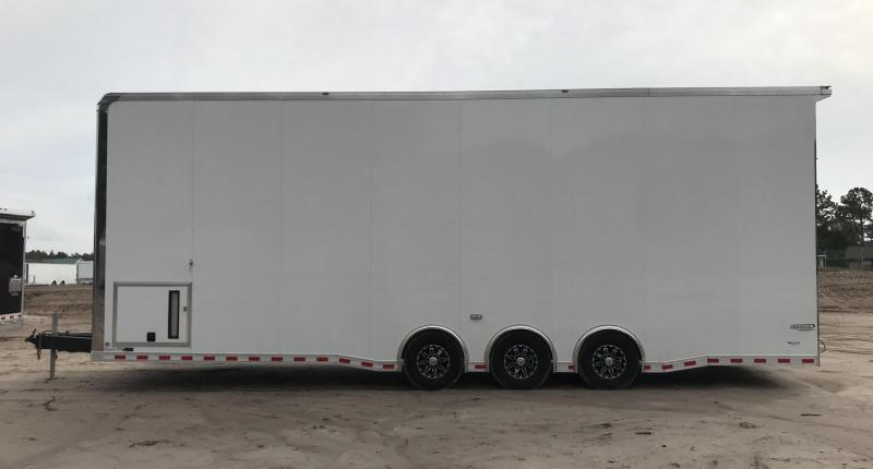 2020 Bravo Trailers ICS8532TTA5K Stacker Car / Racing Trailer