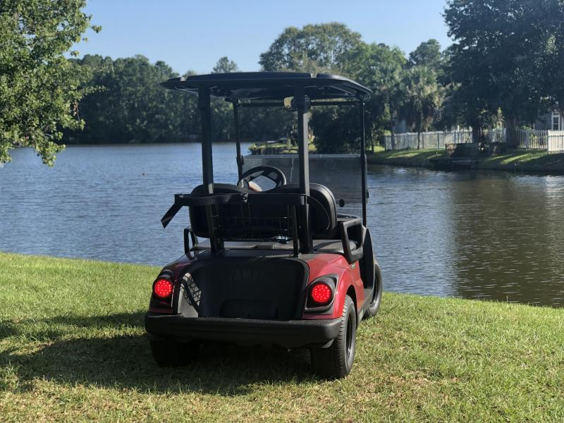 2020 Yamaha Drive 2 Sport Gas Golf Cart