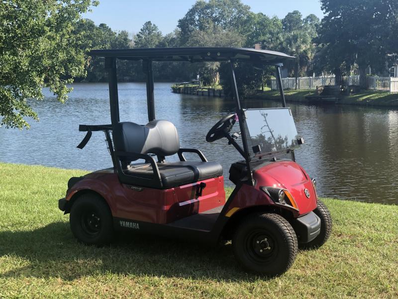 2020 Yamaha Drive 2 Sport Gas Golf Cart