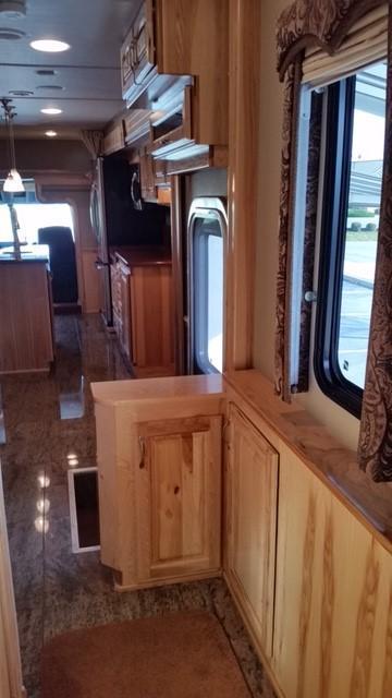 2012 Haulmark 45' Tandem Axle Super C Motorcoach