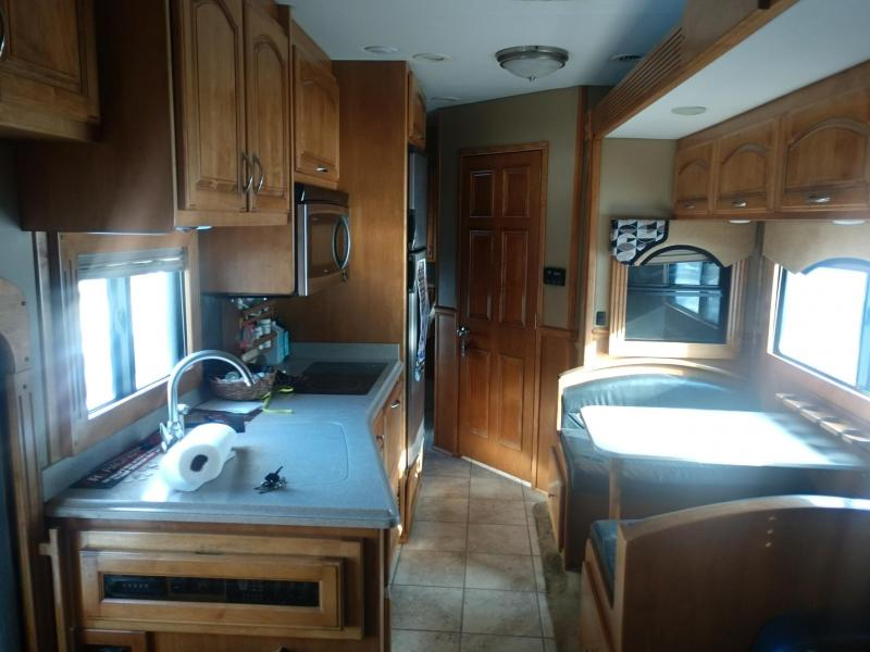 2008 Renegade 41' Motorcoach with 30' Renegade Stacker Package