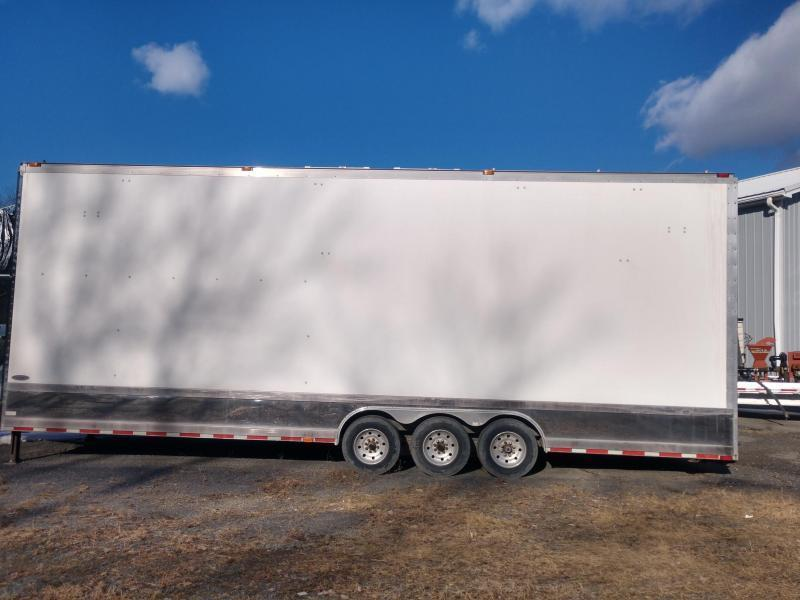 2008 Renegade 30' Stacker Car / Racing Trailer