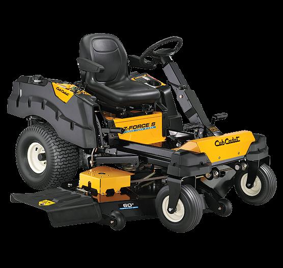 2019 Cub Cadet Z-Force® SX 60 Zero-Turn Riding Mower Lawn