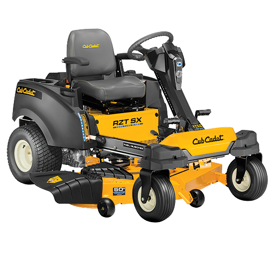 2019 Cub Cadet RZT® SX 50 Zero-Turn Riding Mower Lawn