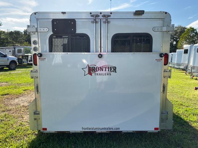 2019 Frontier Frontier Low Pro 16x7x6 Livestock Trailer