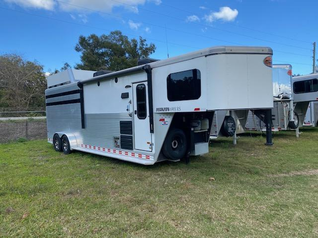 2016 Sundowner 4H 8' LQ Generator Hay Pod and More REDUCED!