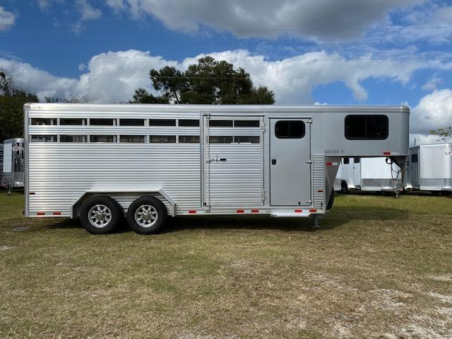 2020 Sundowner Trailers Rancher 20' GN Livestock Trailer