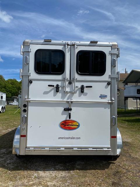 2020 Sundowner Trailers Charter 2H Straight Load Horse Trailer