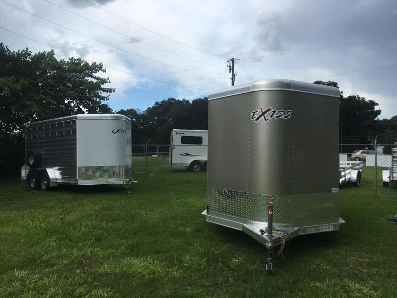 2020 Exiss Express 2H SS Edition Horse Trailer