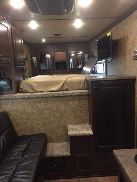 2020 Exiss Escape 7410 LQ Horse Trailer