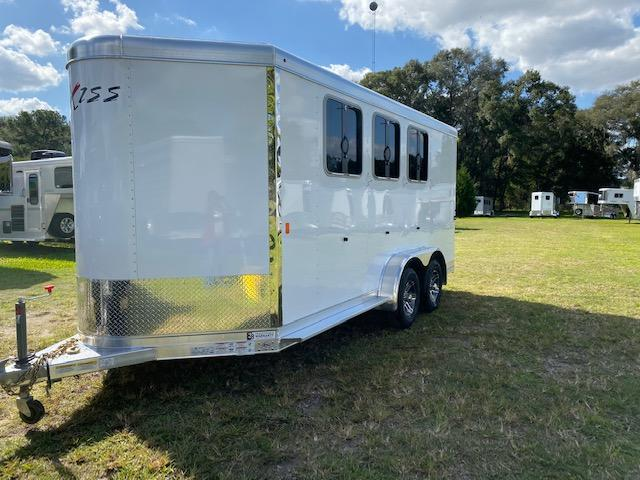 2020 Exiss 730 3H BP Horse Trailer