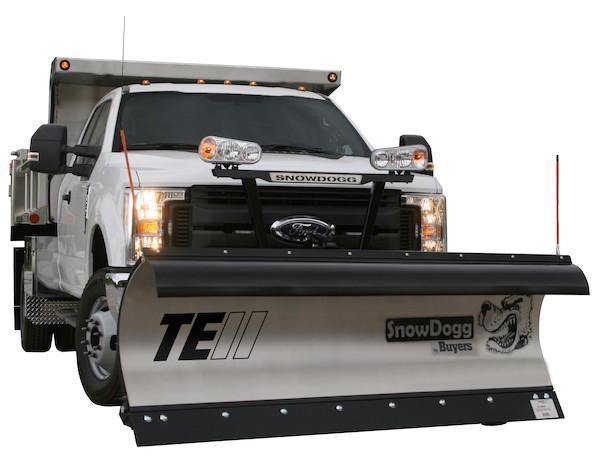 2020 SnowDogg TE75 II Stainless Snow Plow